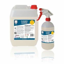 CLEANEX GUDRON - Solutie curatare cazane cu combustibil solid
