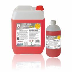 CLEANEX INOX-AL PLUS - Dezincrustant cu actiune rapida centrale termice cu condensare