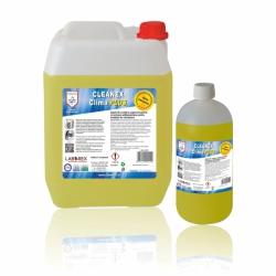 CLEANEX CLIMA PLUS - Detergent superconcentrat cu actiune antibacteriana pentru climatizare