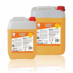 CLEANEX PANSOL - Detergent dezincrustant exterior panouri solare