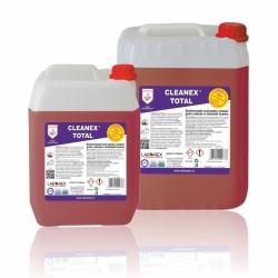 CLEANEX TOTAL - Dezincrustant acid instalatie termica