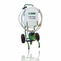 STATIE MOBILA DE POMPARE ZUWA P80 - Pompa incarcare si aerisire rapida instalatii